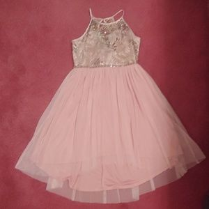 Girls Formal Dress by Rare Editions Size 14